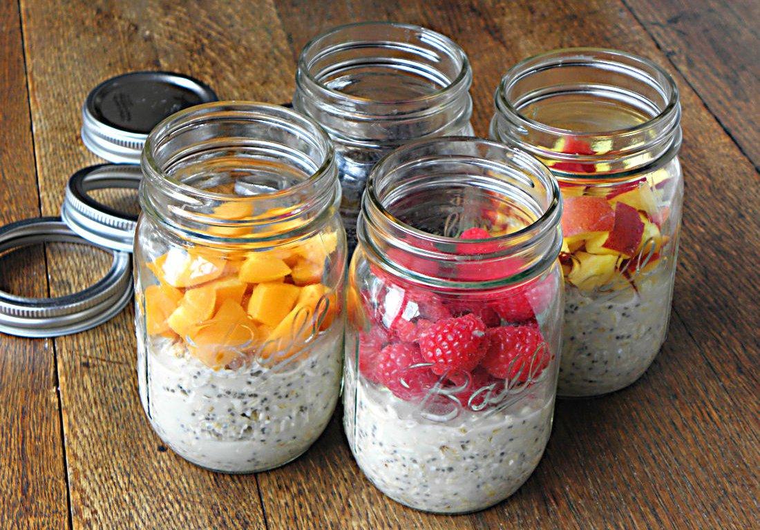 早上沒時間做早餐?10 款隔夜更美味的燕麥粥簡單料理 Urmart 美好生活誌