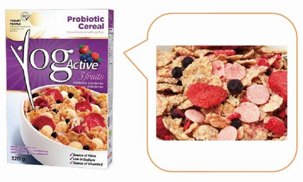 [加拿大yogActive]繽紛野莓優格穀片